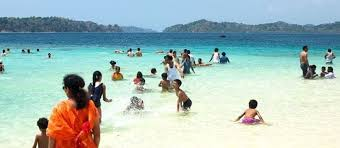 Image result for 9. Jolly Buoy Island in andaman
