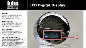 the medallion speedometer from bdm performance products the medallion speedometer from bdm performance products