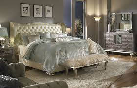 Delectable Mirrored Bedroom Furniture Features Rectangle Shape Mirrored  Bedside Table And Mirrored Table Lamp With White Lamp Shades