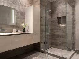 Unique Grey Modern Bathroom Ideas Bathrooms Design And Designs Intended Decorating