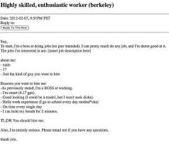 Funny Resume Best 28 Of The Funniest Resumes And CVs You'll Ever See