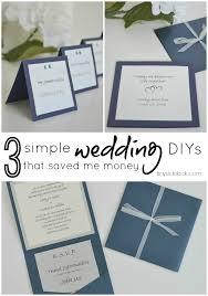diy wedding ideas that will save you money