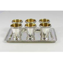 <b>Sterling Silver Wine</b> Bottles and decanters from zionJudaica.com