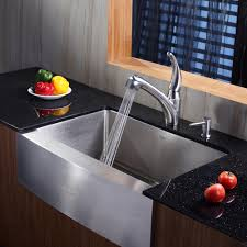 Kitchen  Appealing American Standard Kitchen Sinks Undermount Deep Bowl Kitchen Sink