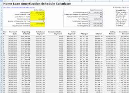 Loan Amortization Calculator Annual Payments Extra Annual Payment Mortgage Calculator The Newninthprecinct