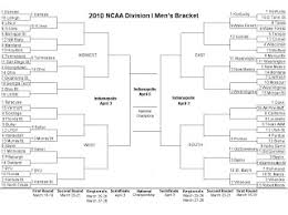 Ncaa Tournament Bracket Scores Bbo News Ncaa Bracket Update 2010 With Ncaa Basketball Tournament
