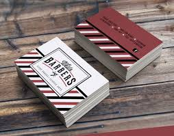 barbershop business cards 20 beautiful roundup of barber business cards wpaisle