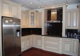 White Kitchen Paint Home Decor Painted Antique White Kitchen Cabinets Best Kitchen