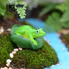 Gardening Decorative Accessories Stone Animals Figurine Butterfly Bee snails Frog Dragonfly 57
