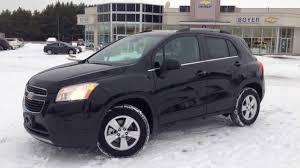 2014 Chevrolet Trax AWD 4dr LT w/1LT | Boyer Chevrolet Lindsay ...