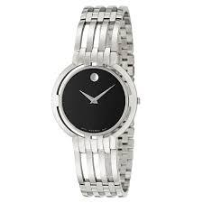 movado esperanza 0605096 men s quartz watch watches movado men s esperanza watch