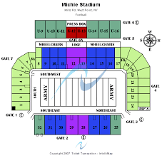 Cheap Michie Stadium Tickets