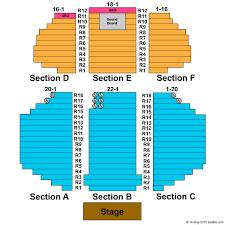 Horseshoe Venue Seating Chart Riverdome At Horseshoe Casino Seating Chart
