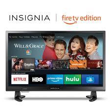 Insignia 24-Inch HD Smart TV Fire Edition: $99.99 at Amazon (list price: $150) Cyber Monday 2018: Best Deals Amazon, Walmart, Target | Money