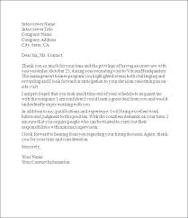 Follow Up Cover Letter After Interview Follow Up Email After ...