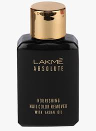 lakme absolute nourishing nail color remover with argan oil 3705754 jabong