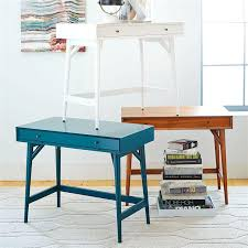writing desks for small spaces modern writing desk for small spaces
