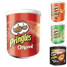 Pringles, verschiedene Sorten, 40 g
