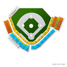 Richmond Flying Squirrels At Erie Seawolves Tickets 7 23