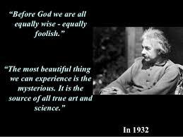 Einstein Quotes On God Custom Albert Einstein Quotes