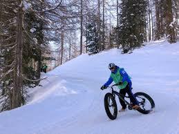 fat bike fat e bike tours winter mtb guides livigno