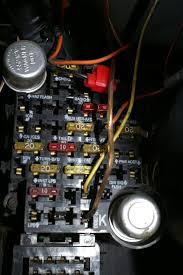 anyone good an chevy fusebox electrical problems it s a slightly newer chevy than mine but has a very similar fusebox and a yellow wire plugged into a spot that mine could easily have been just like
