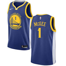 Make Own Merchandise Discount On Mens Nike Golden State Warriors 1 Javale Mcgee