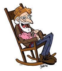 rocking chair clipart. Rocking Chair Clipart