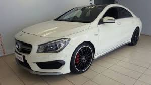 mercedes benz cla 2014 white. 2014 mercedesbenz cla 45 amg 7gdct white with 84300km available now mercedes benz cla 4