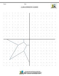 Free Symmetry Worksheets - Checks Worksheet