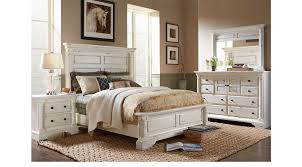 Bedroom: White Bedroom Set Awesome Distressed White Bedroom ...
