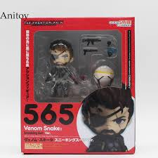 2019 metal gear solid v the phantom pain snake 565 venom snake sneaking suit ver pvc action figure collectible model toy 10cmkt3442 from redbull12