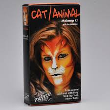 character makeup kit cat