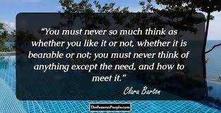 Clara Barton Quotes Cool 48 Inspiring Quotes By Clara Barton For The Samaritan