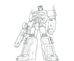Transformer Coloring Pages Rc Online Page Transformers Bumblebee
