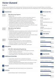 Modern Engineer Resume 12 Engineering Resume Examples Template Guide Skills