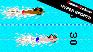 <b>Arcade</b> Archives HYPER SPORTS/Nintendo Switch/eShop Download