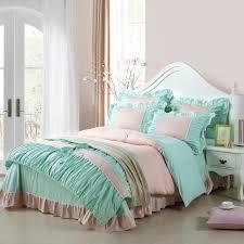 girl full size bedding sets kids fairy princess style theme full queen size bedding sets