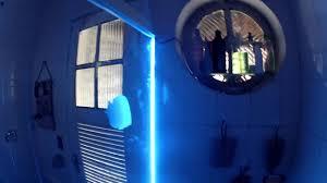 led glass lighting. led strip diy bathroom glass door lighting g