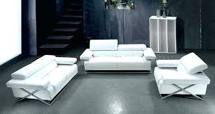 ultra modern furniture. Ultra Modern Furniture White Leather Living Room Set In Egypt