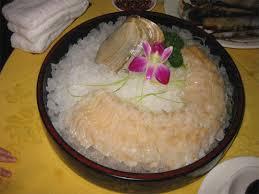 Fresh Geoduck Sashimi - Chuen Kee ...