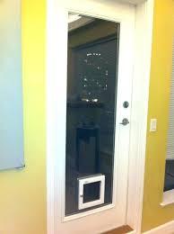 doors with built in dog door exterior doors with pet doors built in patio door with