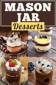 24 Mason Jar Desserts No Bake Recipes Insanely Good