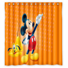 Mickey Mouse Bedroom Curtains Popular Mickey Mouse Curtains Buy Cheap Mickey Mouse Curtains Lots