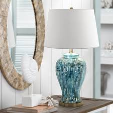 glass droplet table lamp in teal elegant designs glass table lamp teal lamp glass droplet table