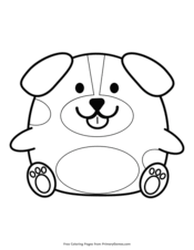 Younger kids can cut out the animals using our simplified lines; Chinese New Year Coloring Pages Free Printable Pdf From Primarygames