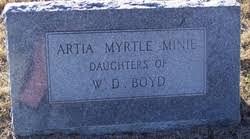 Myrtle Boyd - Find A Grave Memorial
