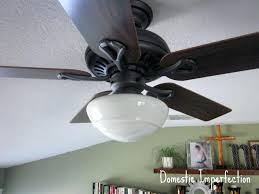 ceiling fan lamp shade regular ceiling fan boring light fixture