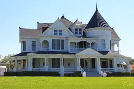 Scarborough House Bonham Texas Old Home Pioneer Banker