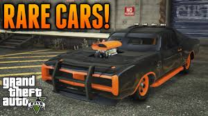 Gta Rare Cars New Rare Secret Cars Spawn Locations On Gta